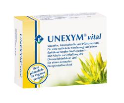 Ingwer Tabletten Unexym Vital