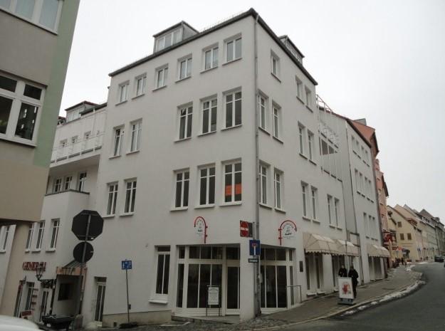 Unsere Galerieräume in Altenburg bei Leipzig. 90 helle Quadratmeter.