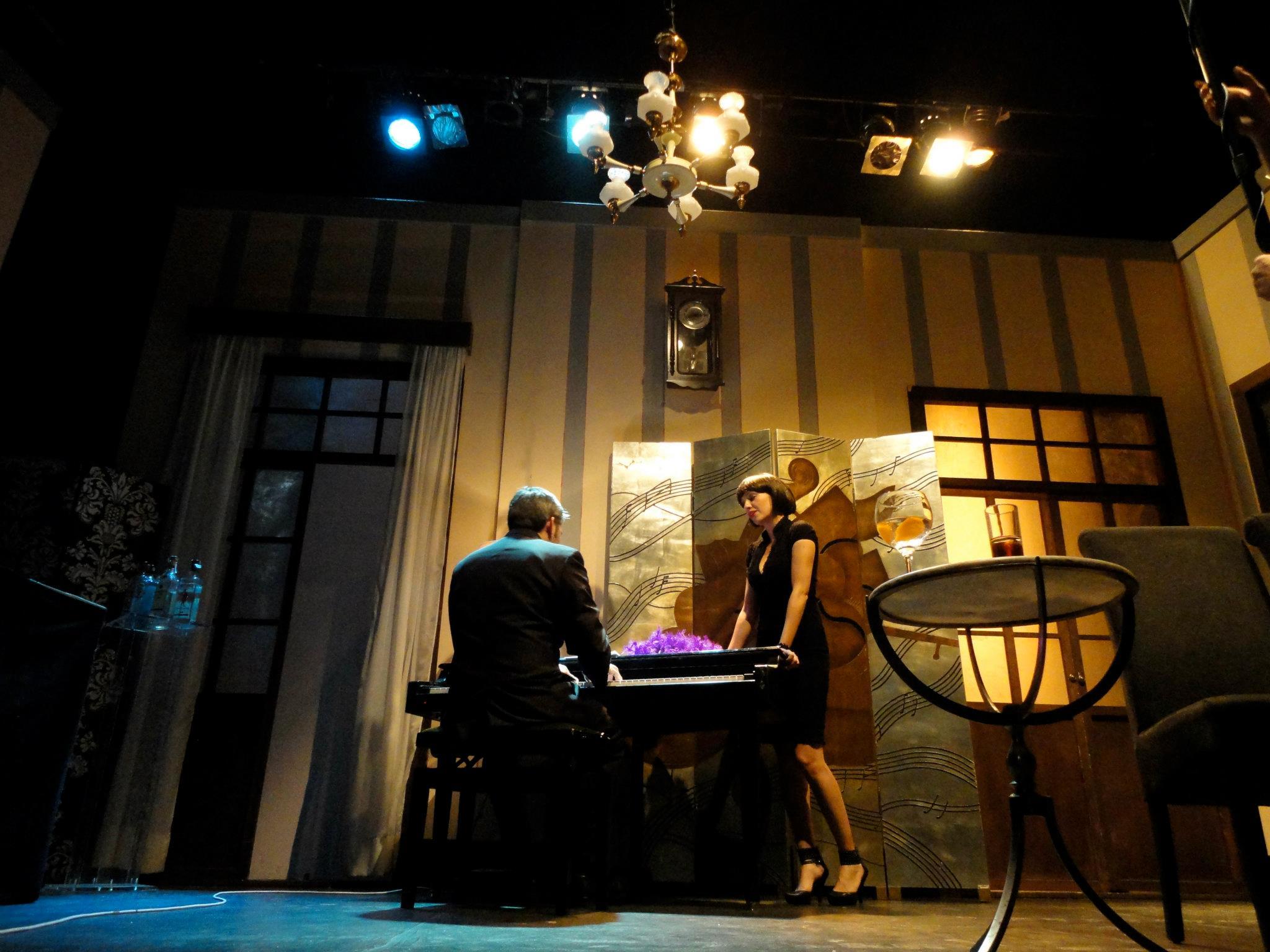 Obra de Teatro - Madrid / Sevilla 2014  - Raimundo Nieves