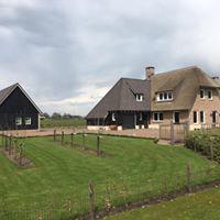 Landhuis & schuur Oud-Hollands