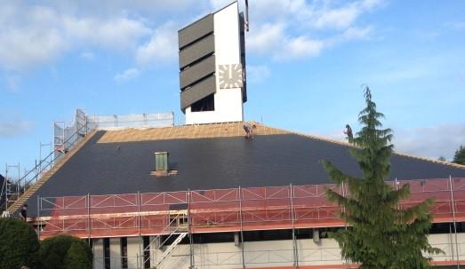 Kirche Glashüten - Ihr Profi für Dächer & Wände Kurt Strub Riken