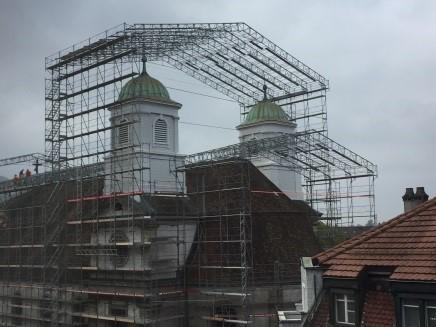 Stadtkirche Olten - Ihr Profi für Dächer & Wände Kurt Strub Riken
