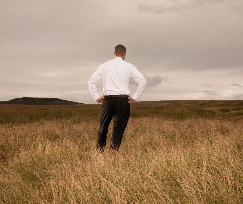 How CEOs overcome being stuck in the weeds
