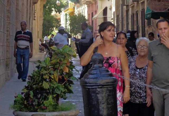 キューバの国民