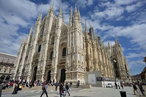 ミラノ大聖堂 by Paul Homan