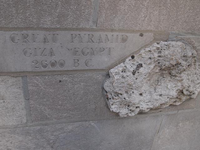 ギザのピラミッドーエジプトー
