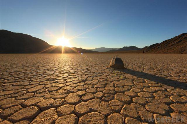 世界で最も暑い場所ベスト5