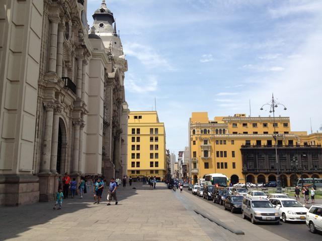 リマの広場