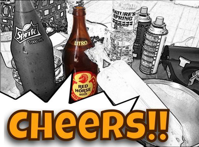 フィリピンのビール Red Horse