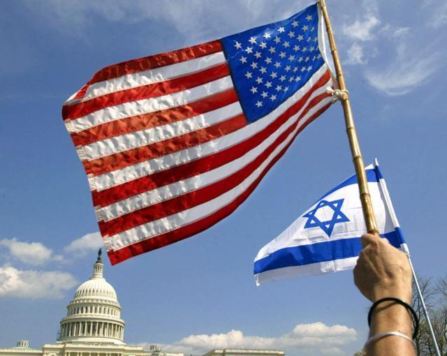 アメリカとイスラエル