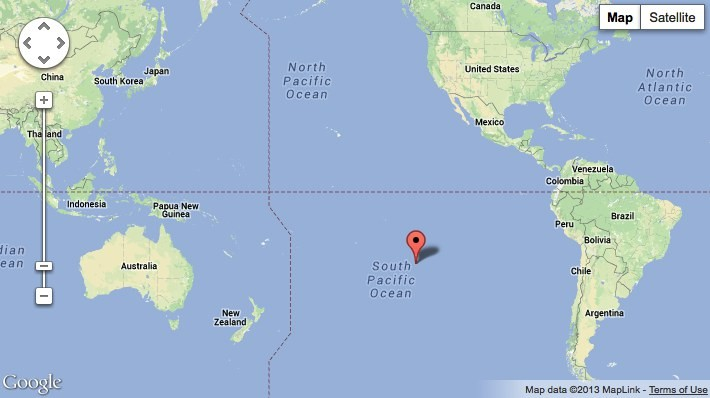 ピトケアン諸島