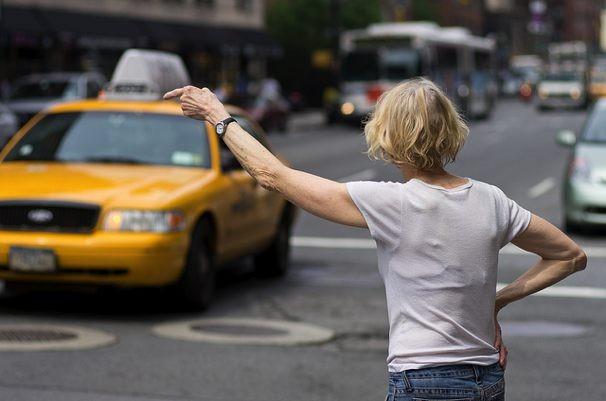 ニューヨーク、マンハッタンでタクシーを華麗に利用するための12ステップ