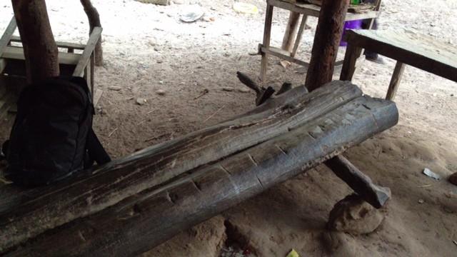 木のベッド2