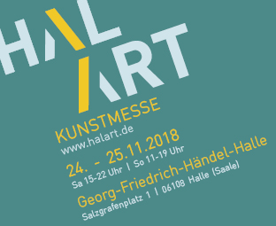 HAL ART 2018 flyer