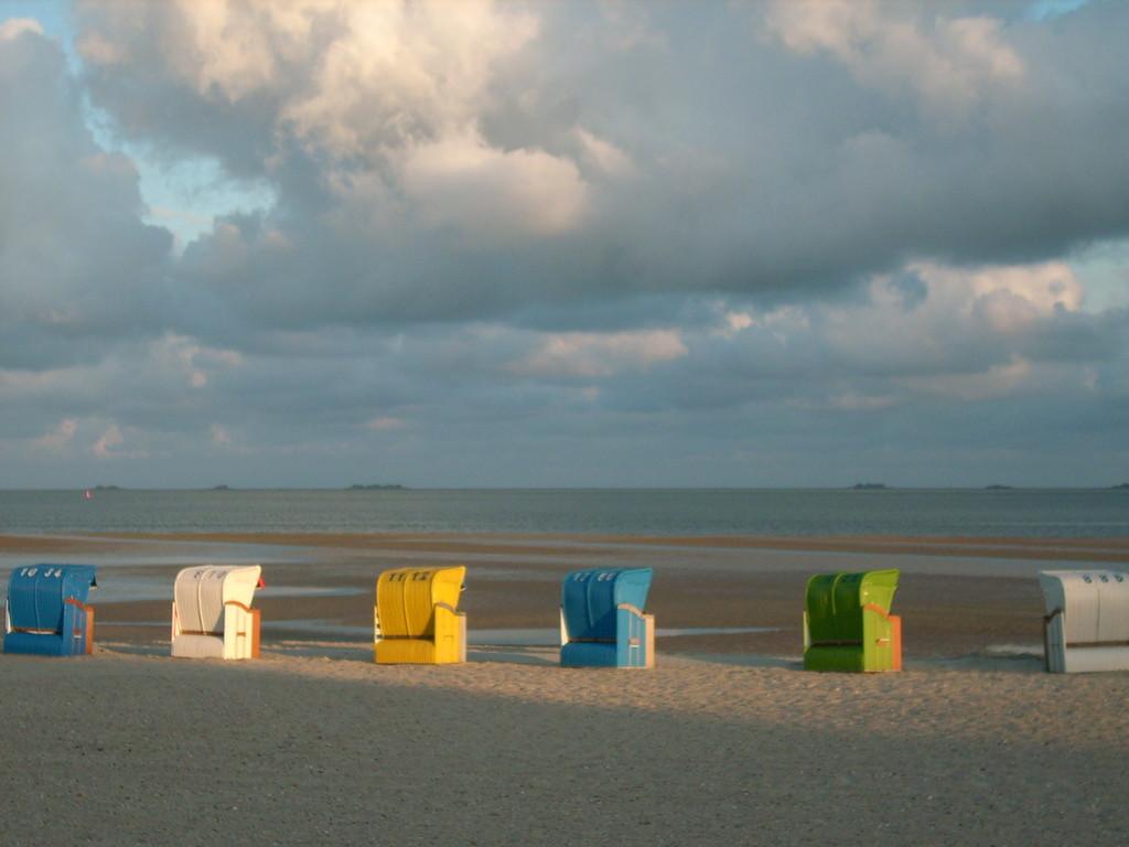 Strand von Wyk/ Föhr