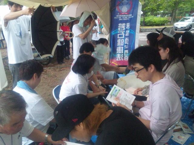 2010年ベジタブルフェスティバル(京都 岡崎公園)