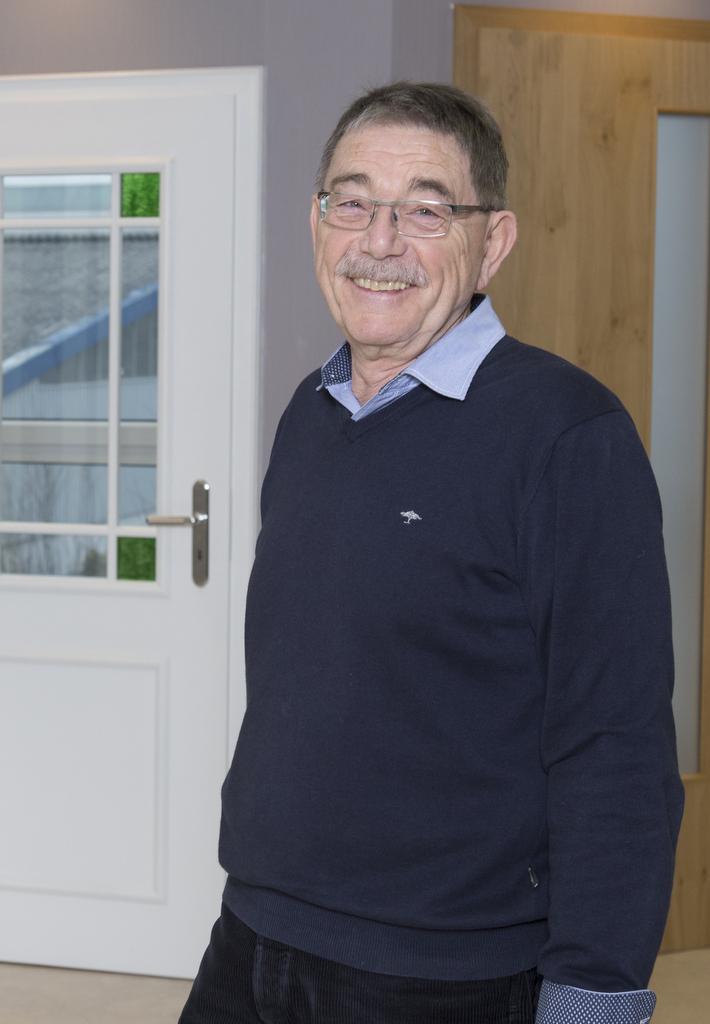 Erich Gürtler [Firmengründer und Berater]
