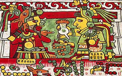 ミステカのヌッタル絵文書
