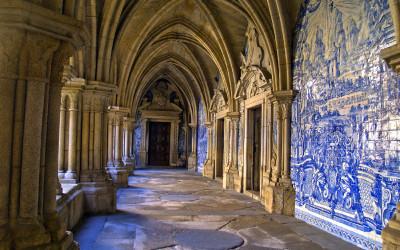 ポルトのアルマス礼拝堂
