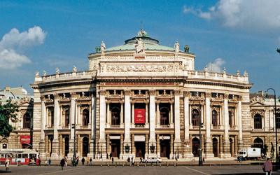 ウィーンのブルク劇場
