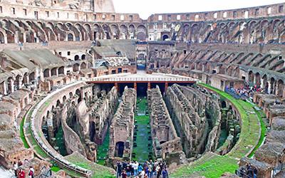 世界遺産「ローマ歴史地区、教皇領とサン・パオロ・フォーリ・レ・ムーラ大聖堂(イタリア/バチカン共通)」