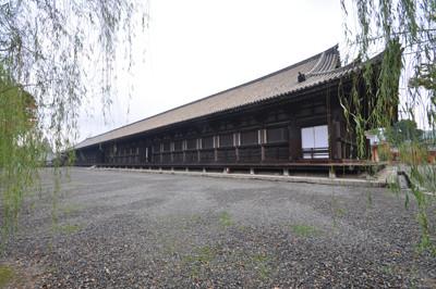 蓮華王院本堂 三十三間堂