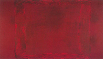 マーク・ロスコ「壁画 セレクション1」1959年、DIC川村記念美術館
