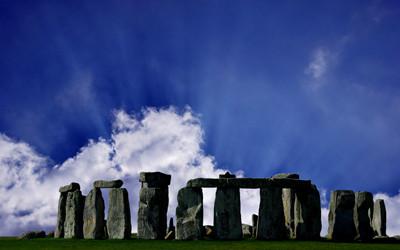 イギリスの世界遺産「ストーンヘンジ、エーヴベリーと関連する遺跡群」登録のストーンヘンジ