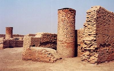 世界遺産「モヘンジョダロの遺跡群」
