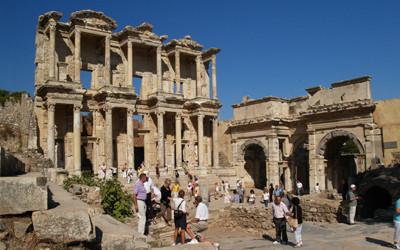 エフェソスのセルシウス図書館