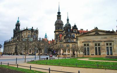 ドレスデンのカトリック旧宮廷教会