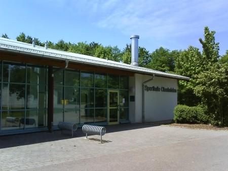 Sporthalle in Oberbrüden
