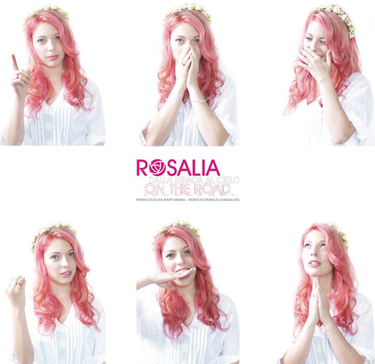 Rosalia on the road 2014 - photo di Elisa Martorana, video di Daniele Cangialosi