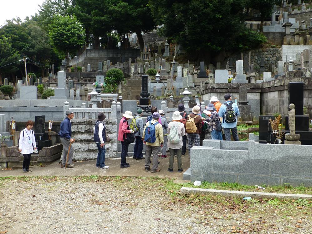 大仙寺のおでんの墓
