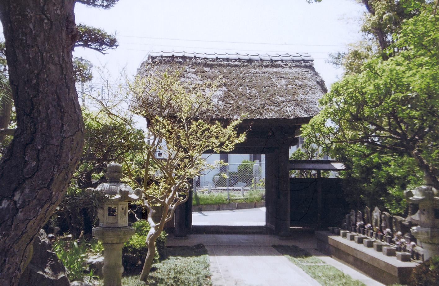 鎌倉小袋谷 成福寺