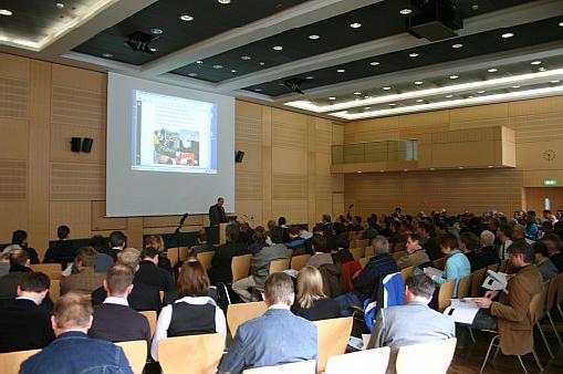 Begrüßung durch Dr. Langer, LBEG Hannover