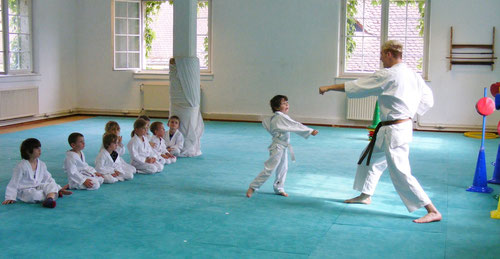 Karate Schule Hechingen