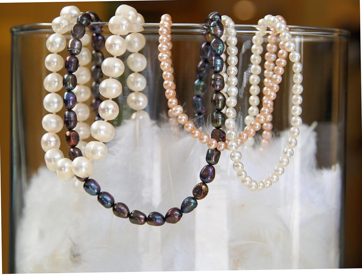 Diverse Perlen
