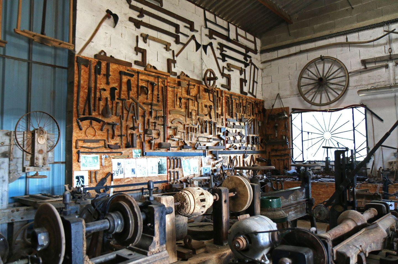 Musée des Vieux Outils Gérard Hourugou – ARASCLET Garlin Tourisme Nord Béarn Madiran