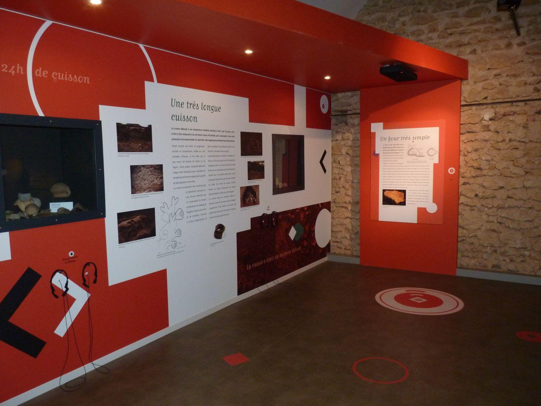 Espace muséographique des poteries de Garos et Bouillon Tourisme Nord Béarn Madiran
