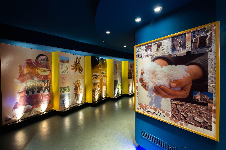 Espace muséographique Maison du jambon de Bayonne Arzacq - Tourisme Nord Béarn Madiran