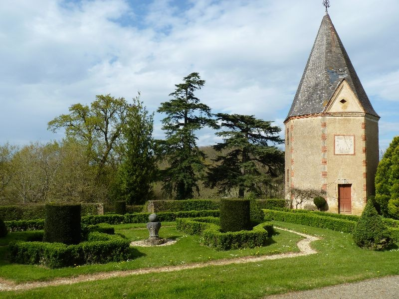 Château de Mascaraàs - Tourisme Nord Béarn Madiran