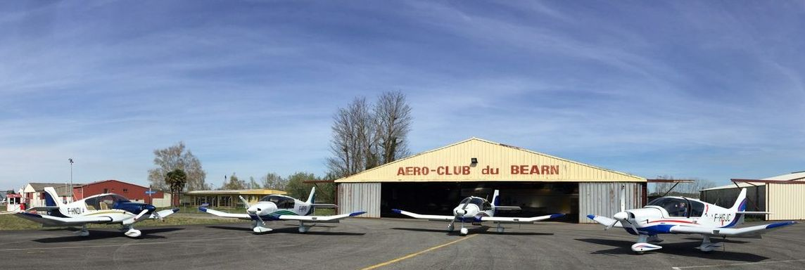 Aéroclub du Béarn - Sauvagnon - Tourisme Nord Béarn