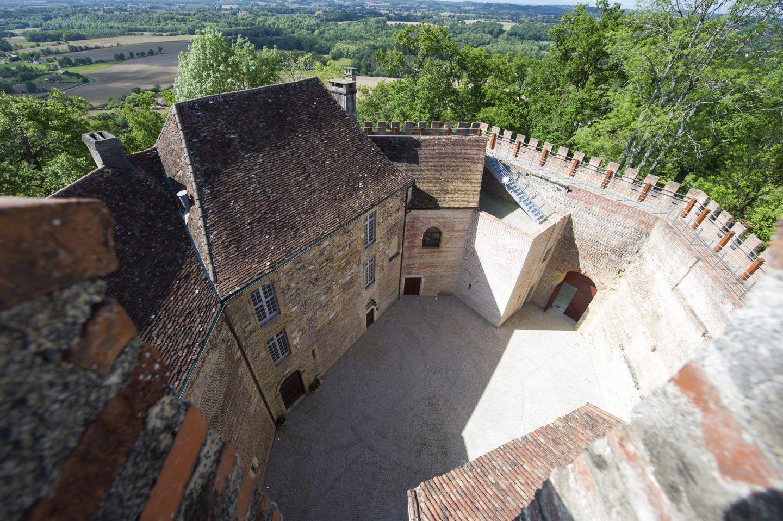Château de Morlanne - Tourisme Nord Béarn Madiran