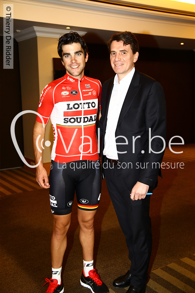 Tony Gallopin Thierry De Ridder #1
