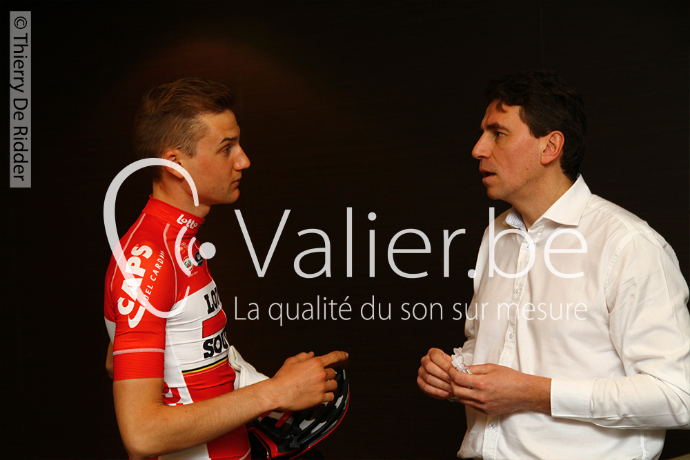 Tim Wellens Thierry De Ridder #1