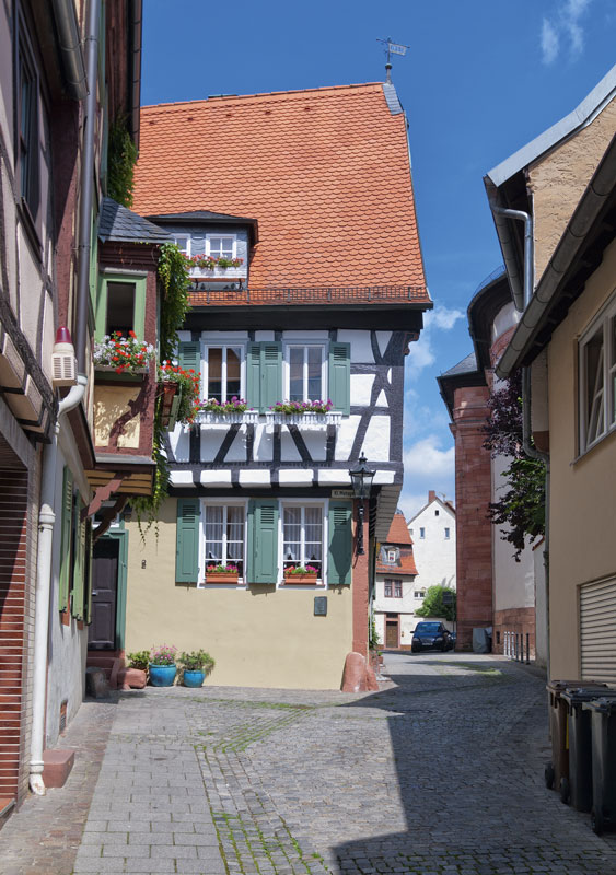 © Kongress- und Touristikbetriebe Aschaffenburg, Foto: Till Benzin