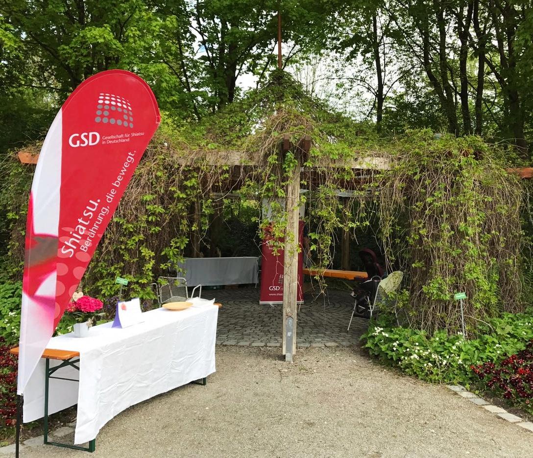 Dschungelpavillon im Botanischen Garten