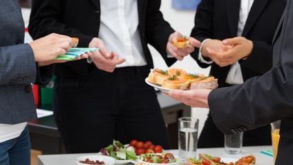 Catering für Tagungen, Betriebsfeiern oder anderen Firmenevents