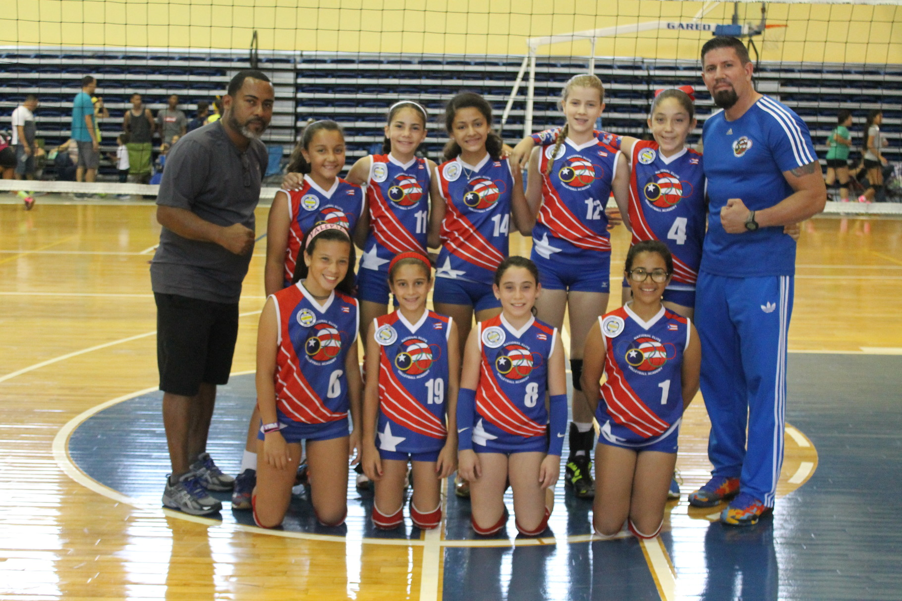 AGUADILLA SUBCAMPEON 12 UNDER 2016